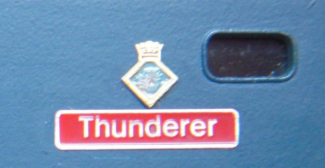 "D408 itself was outshopped from Vulcan Foundry in March 1968 as 3778 / D1149 and was allocated to the Western Lines division of London Midland Region. It was renumbered as 50 008 in February 1974 and named ""Thunderer""in September 1978."