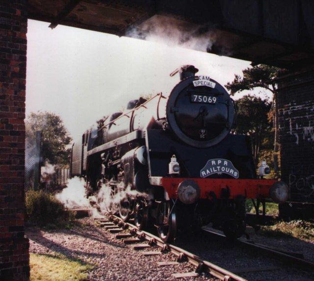 British Standard Steam