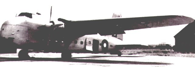 Bristol Type 170 Mark 21P became G796 of the Royal Pakistan Air Force on 27 June 1951