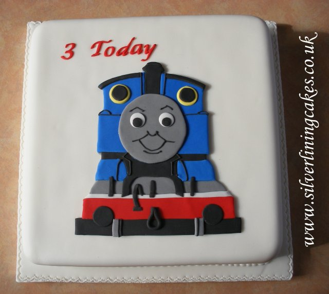 LOOKING TO CELEBRATE THE CENTENARY OF THE BIRTH OF  THE REVEREND WILBERT VERE AWDRY IN 2011? THEN WHY NOT VISIT www.silverliningcakes.co.uk FOR MORE TASTY DETAILS?