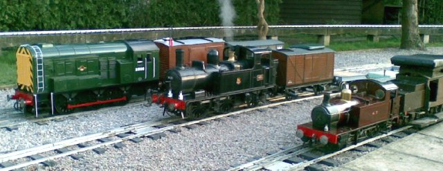 THE CHELTENHAM SOCIETY OF MODEL ENGINEERS WILL BE OFFERING TRAIN RIDES AT THEIR GROUND IN HATHERLEY LANE, CHELTENHAM (NEXT TO ASDA) FROM 1400 TO 1700 ON SUNDAY 20 JULY 2014.  ADMISSION IS FREE AND THERE WILL ALSO BE A DISPLAY OF MODEL BOATS ON THE LAKE