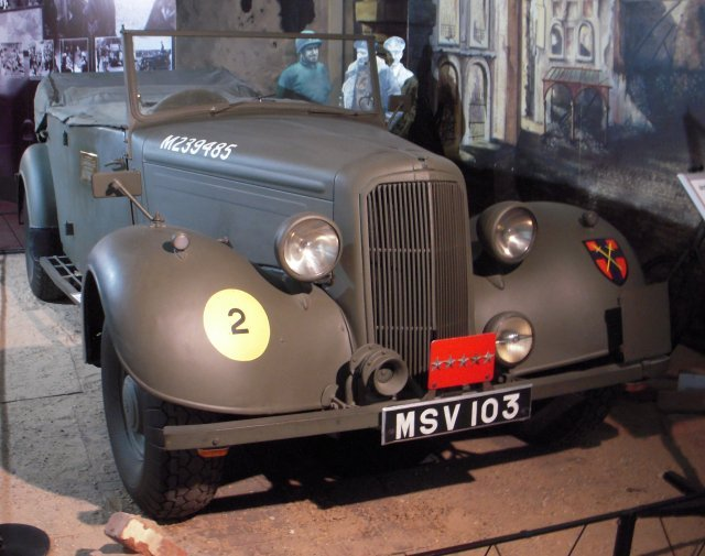 "Production continued throughout the hostilities, when the 4.1-litre Super Snipe and its variants were built as staff cars. Field Marshall Montgomery had one called ""Old Faithful"" as well as the one pictured above in the Coventry Transport Museum."