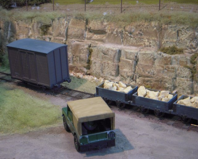 "The Cheltenham & Cotswold Hills Railway Company was proposed in 1811 to carry the products of the Stone Pipe Company from Lower Guiting to a junction with the Leckhampton branch of the Gloucester and Cheltenham Tramway and via there to Gloucester Docks.  The Act of Parliament for the 3' 6"" gauge plateway failed at its third reading in May 1812 and the Stone Pipe Company also failed soon after when installed systems in London and Manchester would - literally - not hold water!"