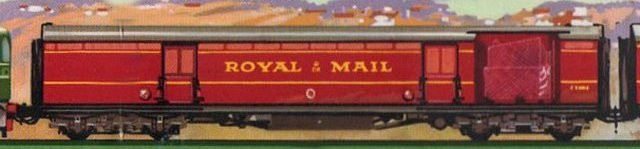 """Pictured in this folder are a PASSENGER TRAIN and a FREIGHT TRAIN of British Railways. You  are unlikely to see trains exactly like these because as many diferent vehicles have been included in them as possible.  British Railways are rapidly going over from steam to diesel and electric locomotives.  So the passenger train is hauled by a diesel locomotive and the freight train by an electric locomotive."""