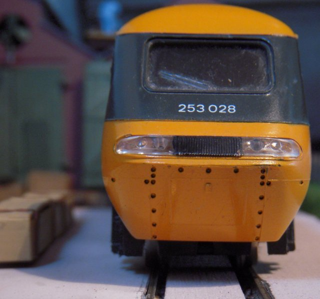 Other articles on this website have explored the InterCity 125 concept, showing how in the 1970s it took the best features of the Blue Pullman trains and rebuilt British rail around them. Here though I will look at two vehicles from the more recent Hornby range and how they represent the High Speed Train.