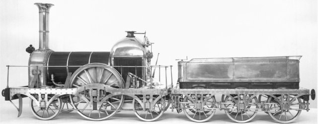 "Meanwhile, ""Fire Fly"" (pictured above in model form) was built in March 1840 as the first locomotive designed by Daniel Gooch and became was one of a class of sixty two - built by a variety of manufacturers - which ran until 1879."
