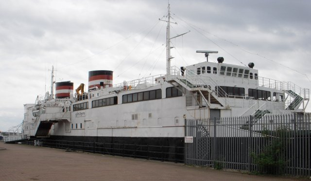 "In 1988  ""Sjaelland"" became a museum and restaurant ship and was sold to English interests in April 2002, being moved to Tilbury in Essex and renamed ""Selandia"". Following purchase by Rick Lucas in June 2004, ""Selandia"" sailed from Tilbury to Barrow in Furness for a £2 million, nine-month refurbishment. The whole freight deck, was converted to ""The Blue Lagoon, a 2 500 capacity nightclub and  while this closed on 16 August 2010 other parts of the ship served as coffee shop, restaurant, casino and bar."