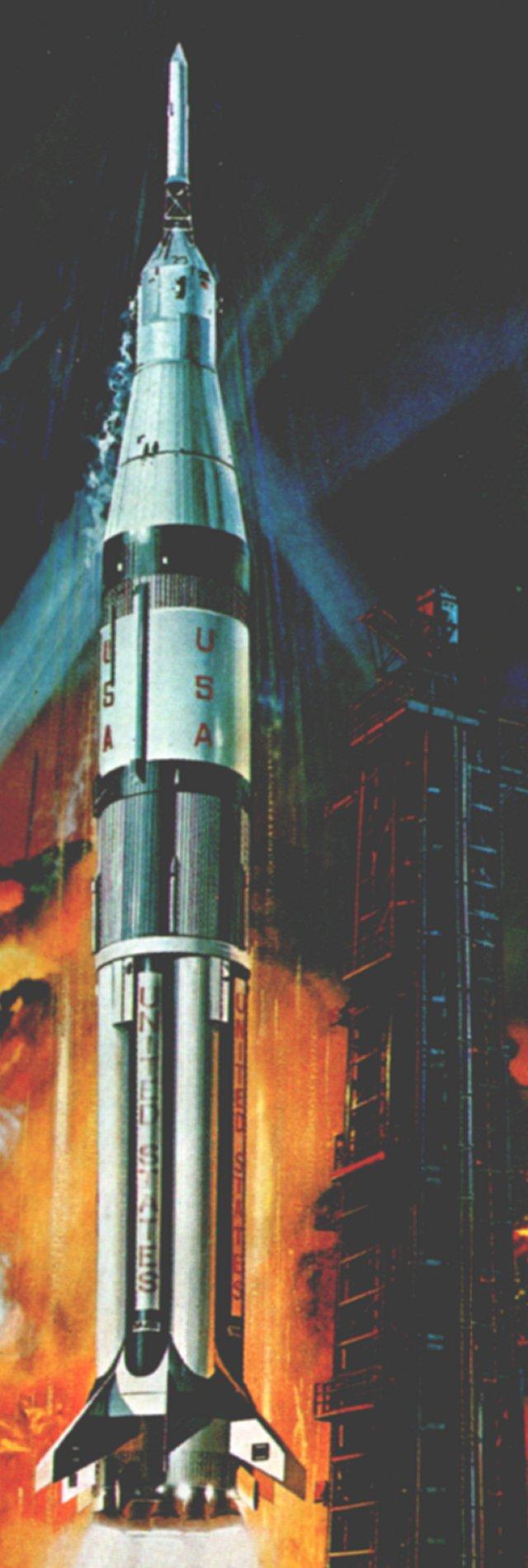 Apollo Test Flights Apollo Test Flights as