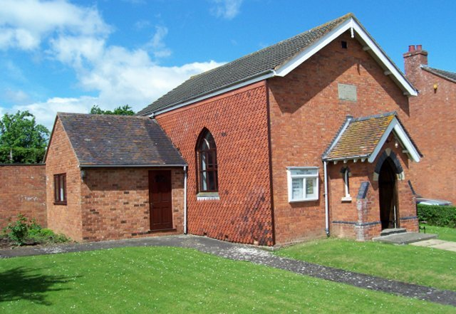 Tibberton Methodist Church is located on the outskirts of a small agricultural village situated four miles west of Gloucester and on the edge of the Forest of Dean.