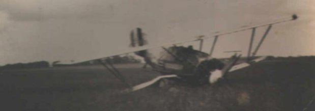 Another Armstrong Whitworth Siskin crashed in June 1931