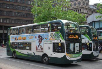 2014_Last Time_Manchester buses
