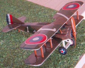 WW1_SPAD S XIII_Rickenbacker