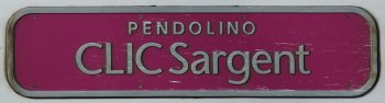 "From 2010 ""CLIC Sargent"" had been applied by operator Virgin Trains to nine car Pendolino electric multiple unit 390 047, originally named ""Virgin Atlantic"" in 2005 and later ""Heaven's Angels"" after Virgin's attempt to cover Glasgow-Euston in record time on 22 September 2006. The tilting Class 390s - originally designed to run at 140 mph - are still Britain's fastest electric trains in domestic use as they run at a maximum 125 mph between London Euston, Glasgow, Liverpool and Manchester."