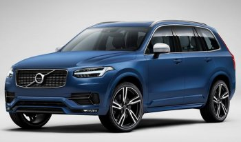 Indeed, among them could be the new 2015 model Volvo XC90 sports utility vehicle, launched in August 2014 as the first new model produced by the Swedish company following its change of ownership from Ford since 1999 to Chinese firm Geely in 2010. Designed to compete with the BMW X5 and Audi Q7, the XC90 is also the result of an $ 11 billion investment in a new Scalable Product Architecture chassis and four cylinder engine as well as fresh powertrain and electrical components to replace those previously shared with the Michigan derived Taurus and Focus. Normally available with seven seats, the XC90 will also be available with four seats for the Chinese market. Next to be outshopped from Gothenburg will be a new S90 salon to compete with BMW's 5 Series, Mercedes E Class and Audi A6.