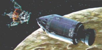 Following the success of Gemini and Voskhod programmes, both the USA and USSR were eager to press on - in the case of the USA to the Moon with its planned Apollo missions.