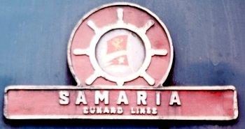 However, the names Samaria (D228) and Scythia (D230) lived on as they were applied by British Railways to Class 40 diesel locomotives plying between Liverpool and London.