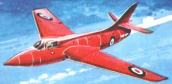 On 17 September 1953 the World Air Speed Record was brought back to Britain by Squadron Leader Neville Duke who reached 727.5 mph in a unique Mark 3 variant of the Hawker Hunter designed by Sir Sidney Camm . The sharp-nosed overall red Hunter was powered by a Rolls Royce RA7 turbojet fitted with an afterburner, allowing jet fuel to be injected into the hot exhaust and so add a rocket-like thrust to the aircraft.