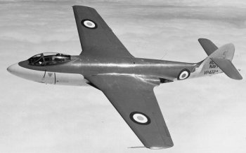 In the Post War Jet Age, Camm produced both the straight winged Hawker Sea Hawk and the swept wing Hunter fighter, the latter gaining the world air speed record in 1953, the year in which Camm was knighted.