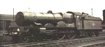 """C.B. Collett's Air Force"" comprised not a fleet of aeroplanes but members of the ""Castle"" class of 4-6-0 steam locomotive that Charles Baker Collett designed as Chief Mechanical Engineer of the Great Western Railway from 1921 to 1941."