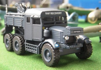 The Scammell Pioneer was developed in the late 1920s specifically for off road use. Similar vehicles were then being tested for use in the colonies where surfaced roads were scarce. The requirement matched that for military vehicles and the Army obtained a 20 ton tank recovery transporter from the Scammell Company in 1932. It was later followed by other Pioneers, gun tractors, more tank transporters and heavy breakdown tractors.