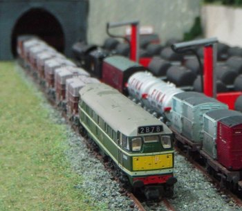 The Cotswold Model Railway Exhibition will be held from 1000 on Saturday 31 October and Sunday 1 November 2015 at Thomas Keble School, Eastcombe, Gloucestershire, GL6 7DY. Among the attractions will be Jet Age Museum's N gauge layout Church Hislop.