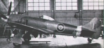 The Tempest was the most important British fighter during the closing months of the Second World War, mastering the V1 flying bombs and proving itself the only Allied fighter available in numbers able to deal effectively with the fast and dangerous German jets.