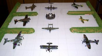 This tribute to Skyfame was assembled in September 2007 when I was invited to present a model display at an archive film night organised by The Gloucester Cine and Video Club at St George's Hall, Brockworth on Monday 15 October 2007. As some of the planned archive film featured the Avro York and Handley Page Hastings formerly kept at Gloucestershire Airport, Staverton, as part of the Skyfame Museum I was asked if I could bring along some 1/72 scale models of these four engined transports.