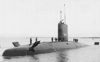Having deployed to the Falkland Islands in 1977, HMS Dreadnought was decommissioned in 1980 and with her nuclear fuel removed she remains in floating storage at Rosyth. However, campaigners in Barrow hope that she will come home one day as a museum piece.