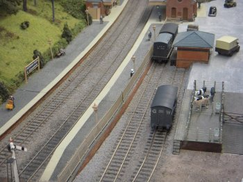 A deservedly popular historic Gloucestershire layout was Gloucester MRC's 00 gauge Cheltenham South and Leckhampton