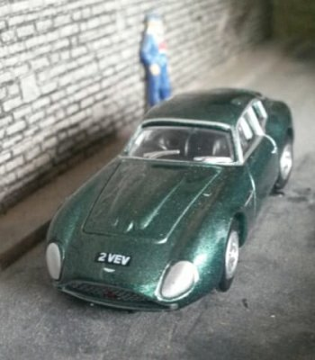 Within that number however was a much smaller number of Aston Martin DB4 GT Zagato, introduced by the company at the London Motor Show in October 1960