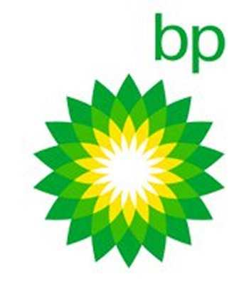"In 2000, British Petroleum abandoned its classic shield, designed by Raymond Loewy who also was also responsible for the Shell logo, in favour of the Landor designed ""Helios"" and the slogan ""Beyond Petroleum."