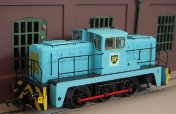 Having mentioned The Yorkshire Engine Company as the sub contractors for British Thomson Houston's ill fated Class 15s, the Sheffield company's own 0-6-0 diesel electric design became the subject of an Oxford Rail 00 gauge model locomotive in 2018.